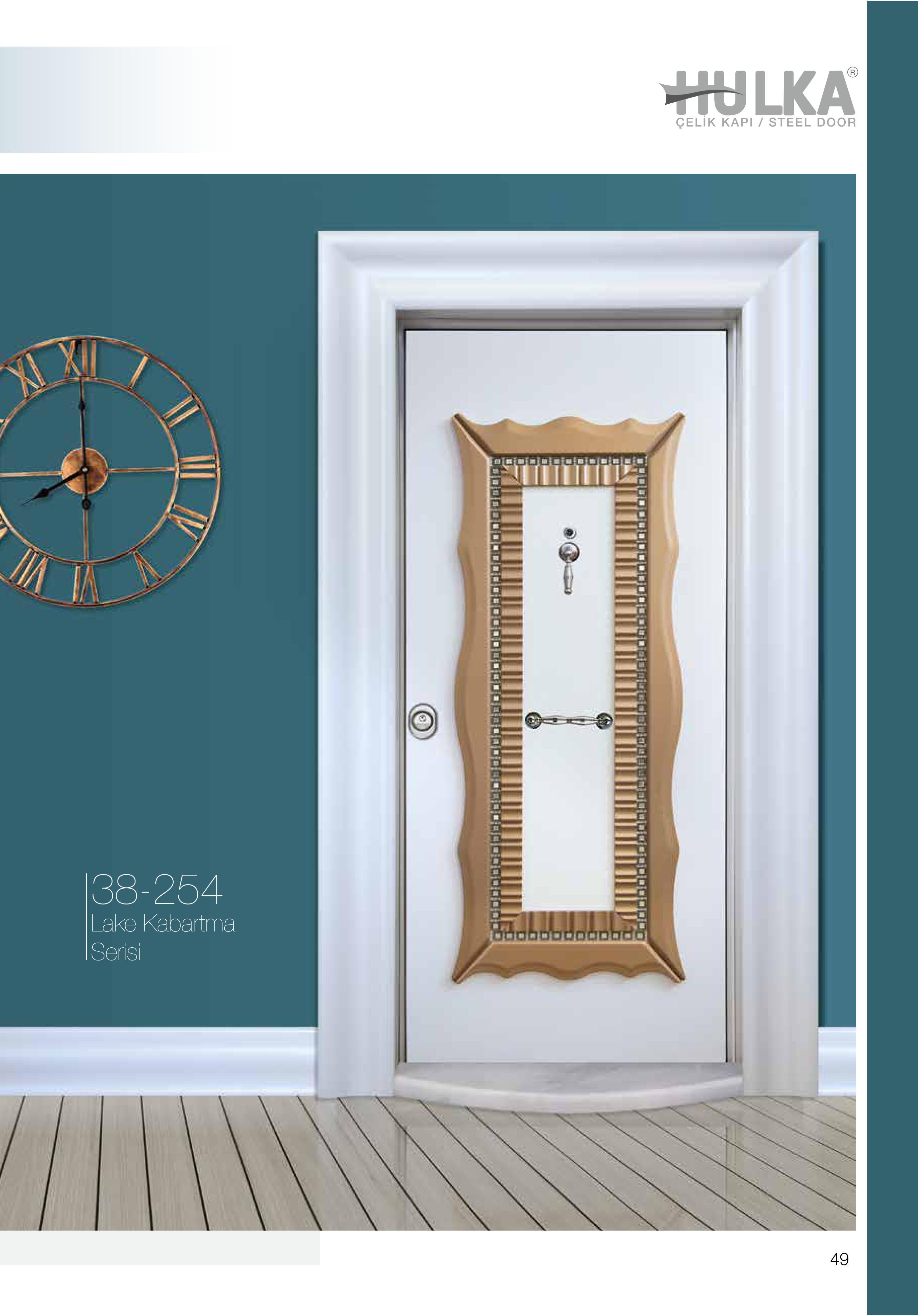 HULKA STEEL DOOR COMPANY - Household Products1.com