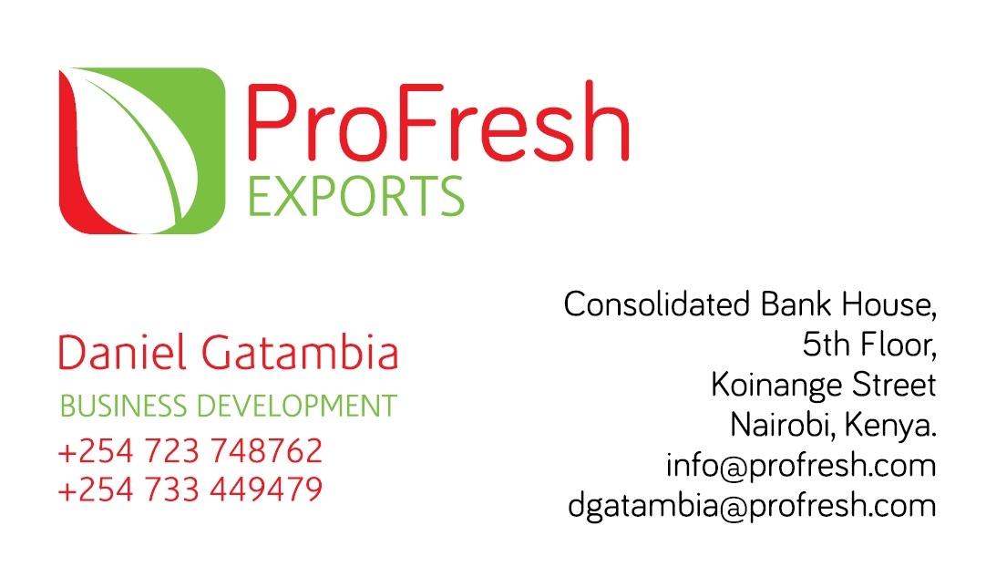 Profresh Exports Ltd
