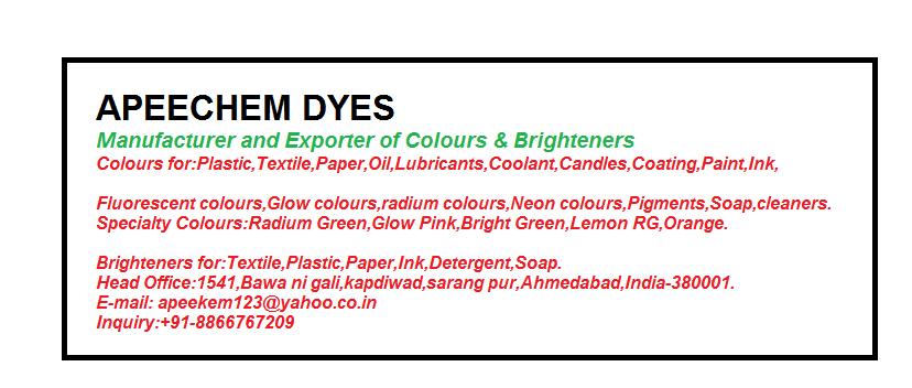 Apeechem Dyes