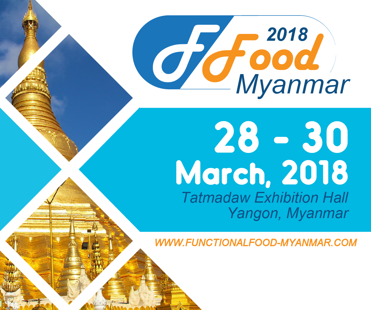 Functional Food Expo Myanmar 2018 - Business1 com