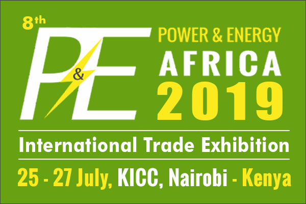 8th Power and Energy Kenya 2019 Products & Eqpt Exhibition in Africa