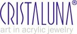CRISTALUNA art in acrylic jewelry with Swarovski Elements
