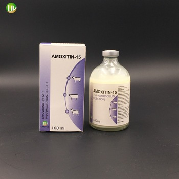 Amoxicillin Injection 15% - Veterinary Products1 com