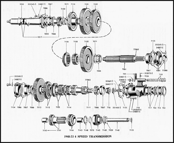 Ford 5000 Transmission Diagram - Free Wiring Diagram For You •  N Ford Tractor Motor Wiring Schematic on 8n generator wiring schematic, 2000 ford focus wiring schematic, ford 9n wiring schematic,